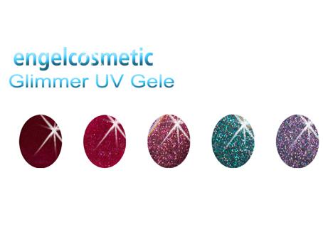 Glimmer UV Gele