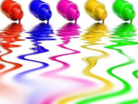 Sommer UV Farbgel
