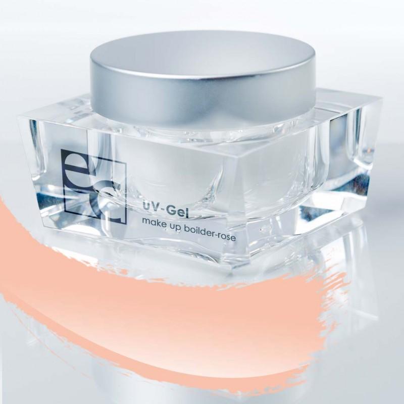 UV Aufbaugel macke up boilder rose 15ml