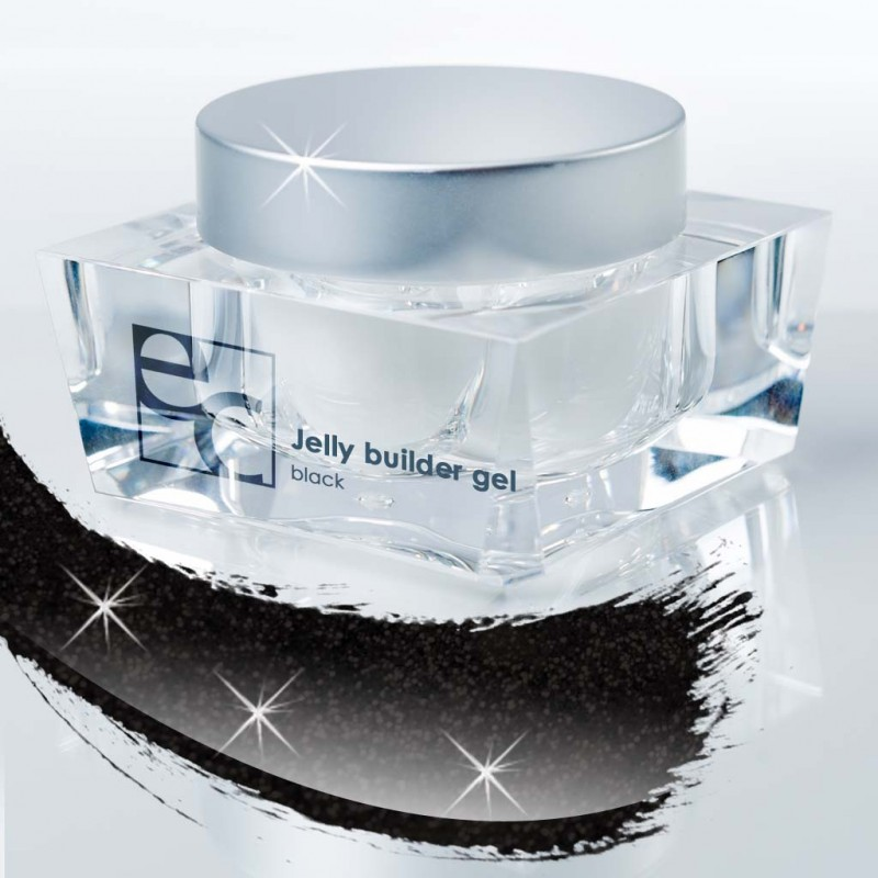 UV Gel jelly builder black 15ml