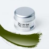 UV Gel Glitter khaki, 5g