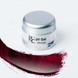 UV Gel  pearl rubin, 5g