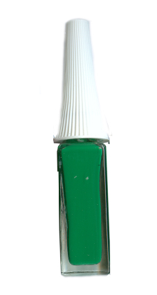 Stripe and Paint Nailartfarbe froschgrün, 8ml