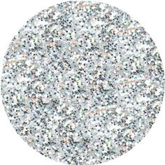 NEU! Premium Acrylpulver chrome silver, 3,5g
