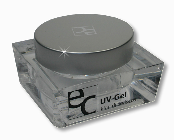 UV Gel klar dickviscos, 30ml