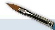 Gelpinsel Toray Katzenzunge Gr. 6 mit Acrylstiel
